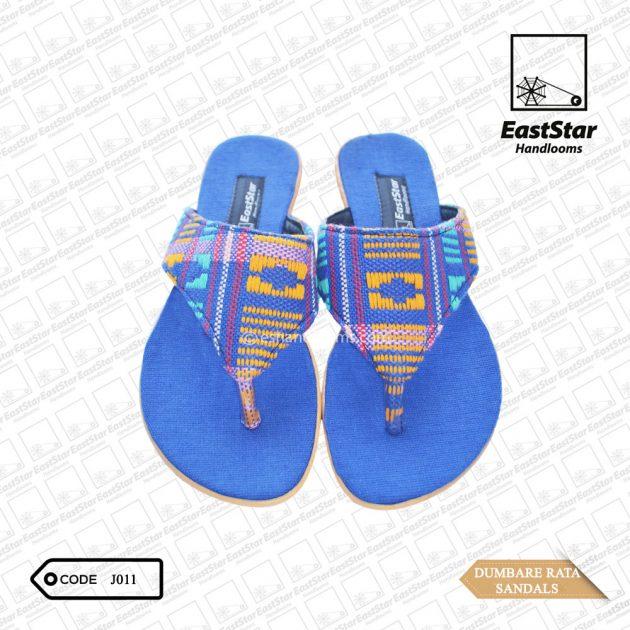 Code #J011 Dumbara Rata Sandals