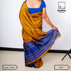 Handloom Silk Saree 3579