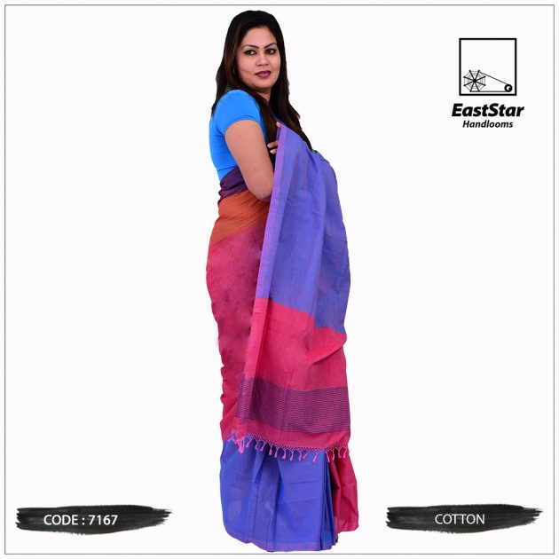 Handloom Cotton Saree 7167