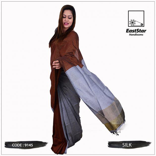 Silk Saree 9145