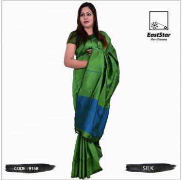 Silk Saree 9158