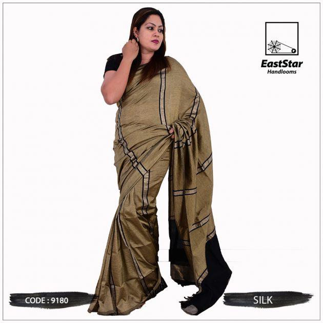 Silk Saree 9180