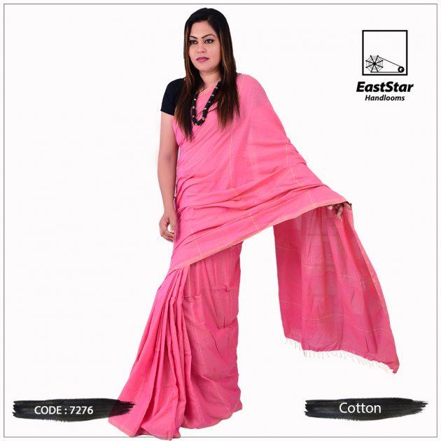 Handloom Cotton Saree 7276