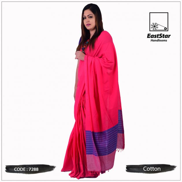 Handloom Cotton Saree 7288