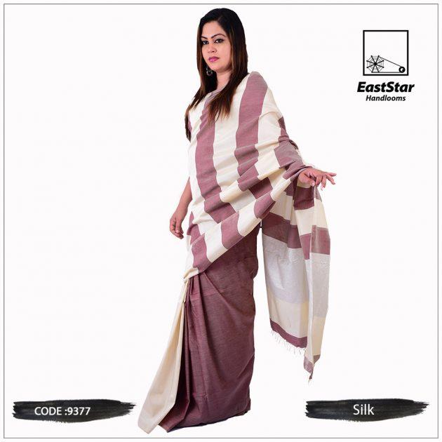 Silk saree 9377