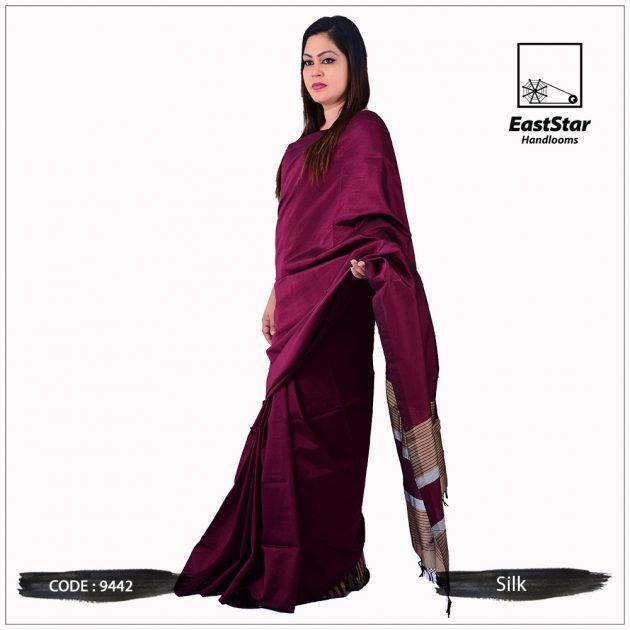 Silk Saree 9442