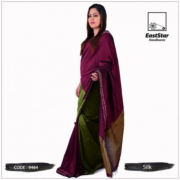 Silk Saree 9464