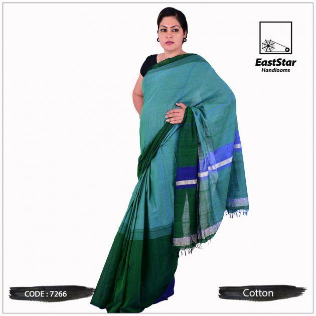 Handloom Cotton Saree 7266
