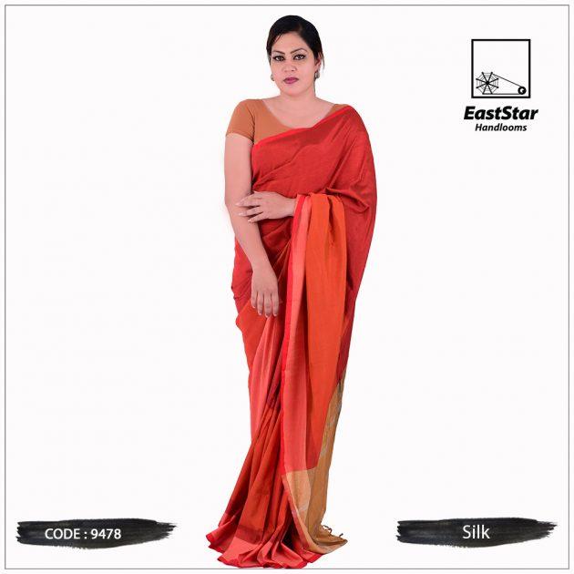 Handloom Silk Saree 9478