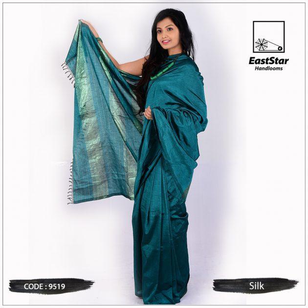 Silk Saree 9519