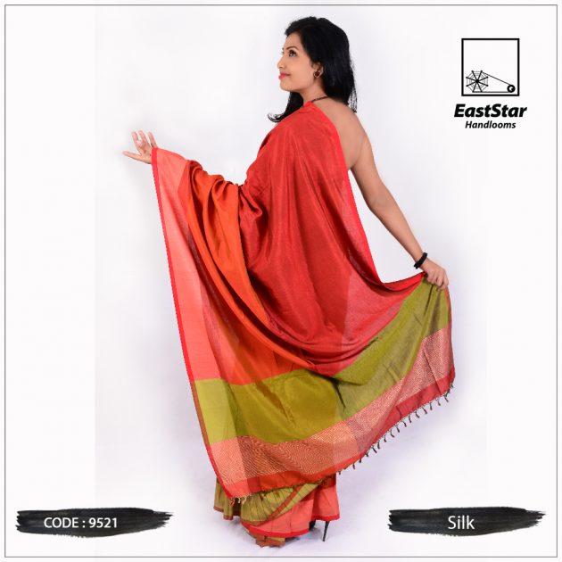 Silk Saree 9521