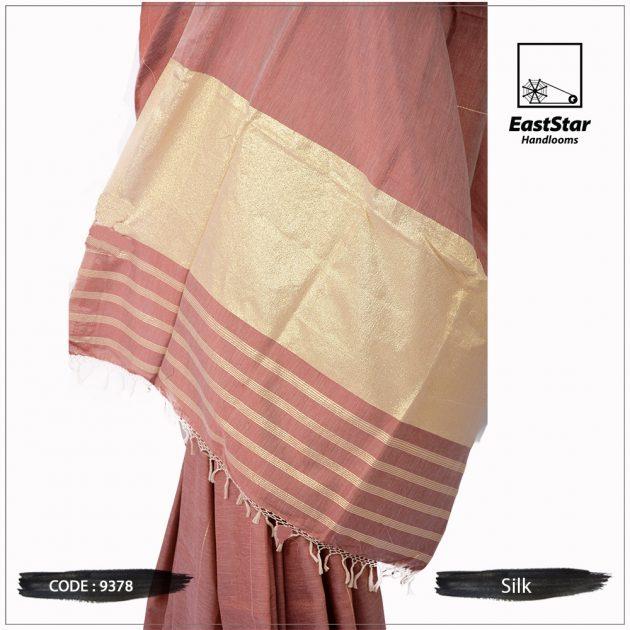 Handloom Silk Saree 9378