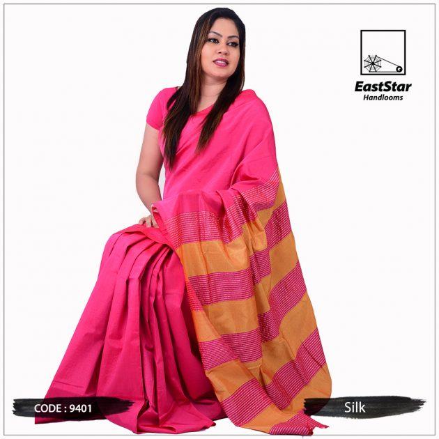 Handloom Silk Saree 9401