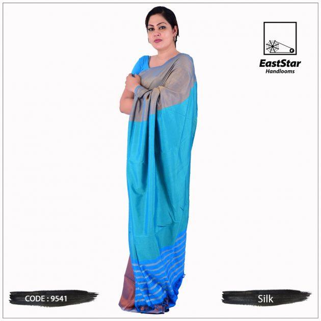 Handloom Silk Saree 9541