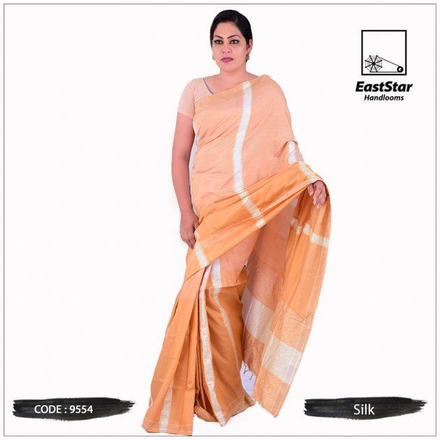 Handloom Silk Saree 9554