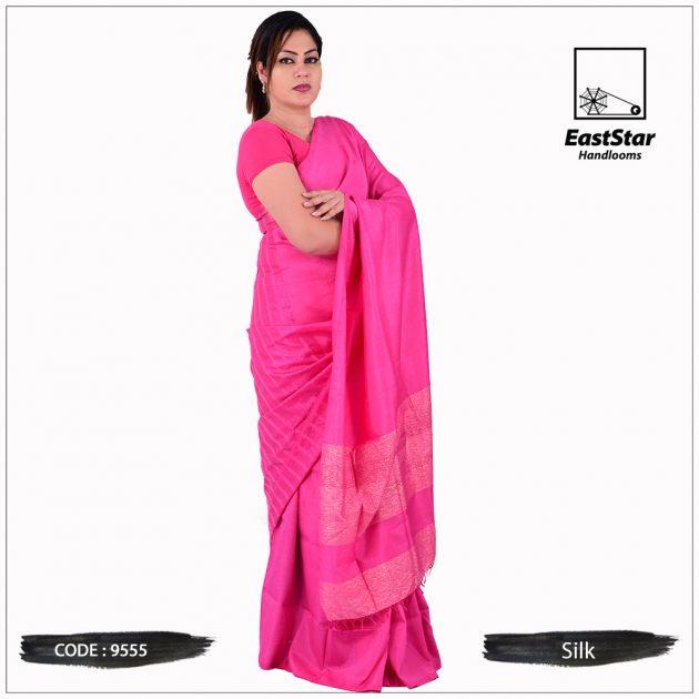 Handloom Silk Saree 9555