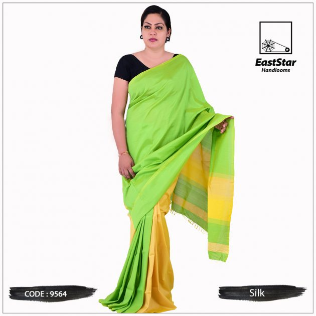 Handloom Silk Saree 9564