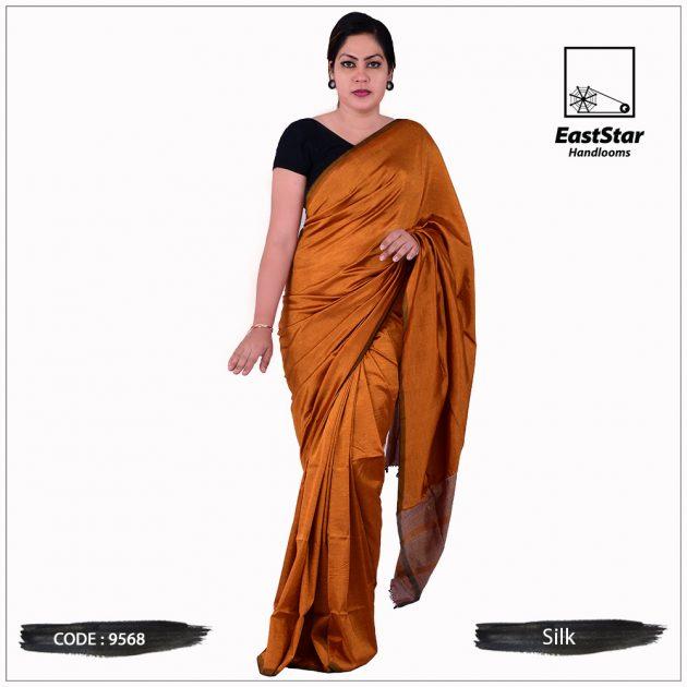 Handloom Silk Saree 9568