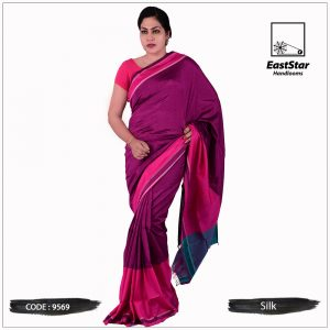 Handloom Silk Saree 9569