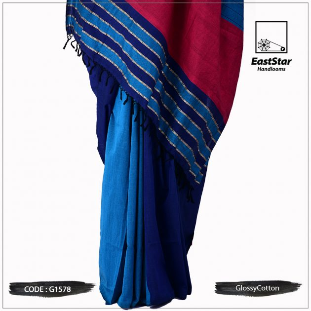 Handloom Glossy Cotton G1578
