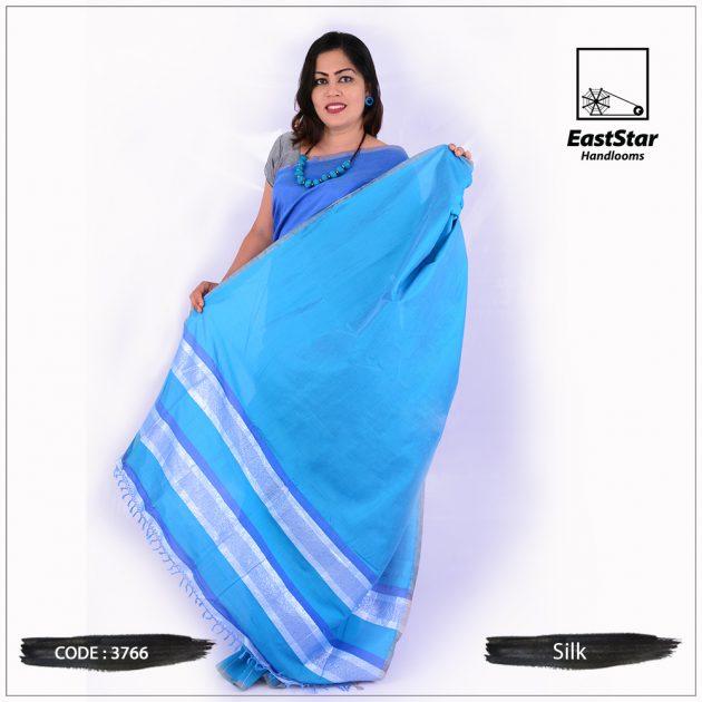 Handloom Silk Saree 3766