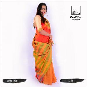 Handloom Silk Saree 3994
