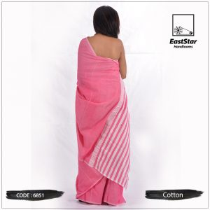 Handloom Cotton Saree 6851