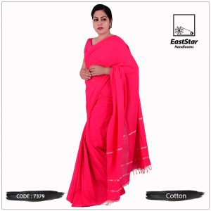 Handloom Cotton Saree 7379