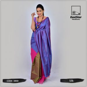 Handloom Silk Saree 3959