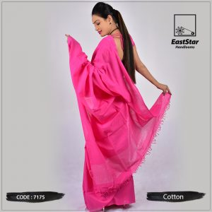 Handloom Cotton Saree 7175