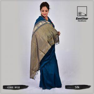 Handloom Silk Saree 9132