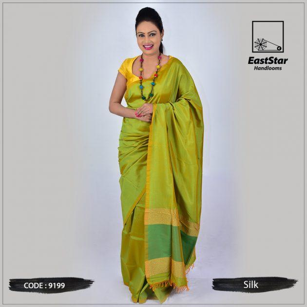 Handloom Silk Saree 9199