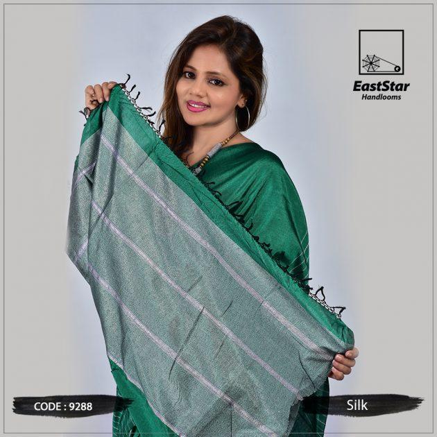 Handloom Silk Saree 9288