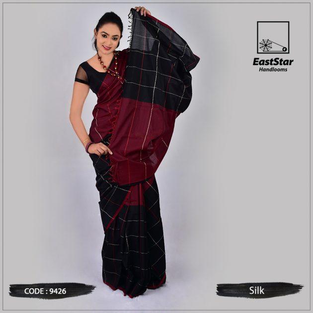 Handloom Silk Saree 9426