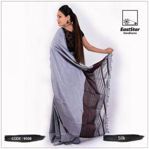 Handloom Silk Saree 9508