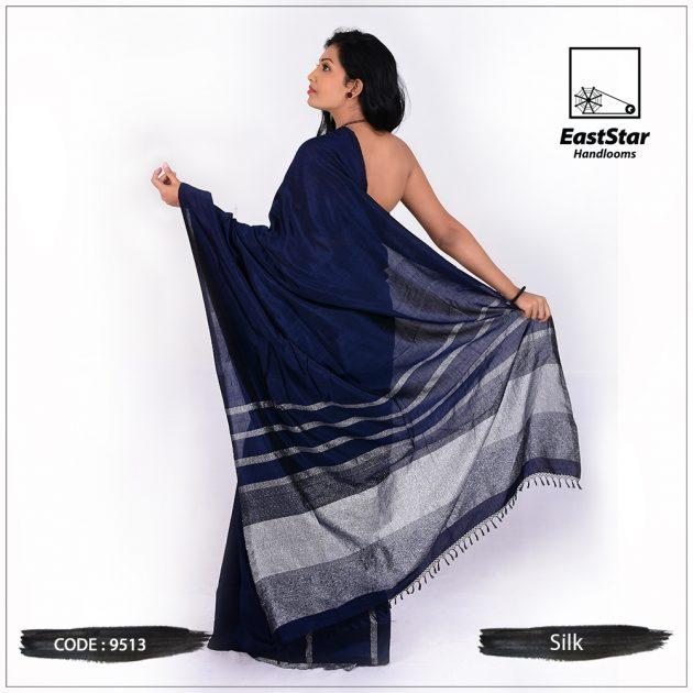 Handloom Silk Saree 9513