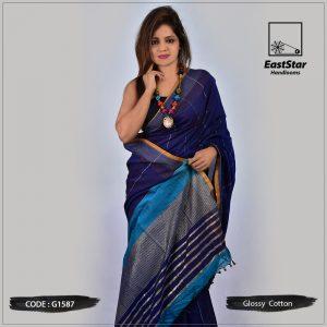 Handloom Glossy Cotton G1587