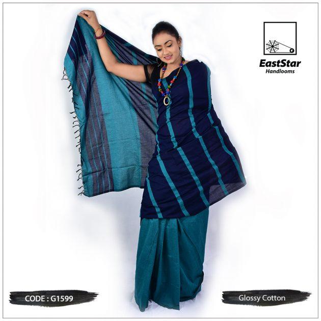 Handloom Glossy Cotton G1599