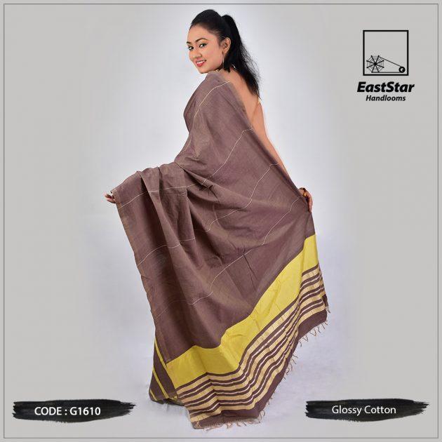 Handloom Glossy Cotton G1610