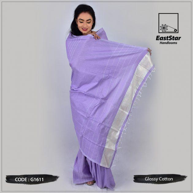 Handloom Glossy Cotton G1611
