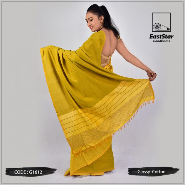 Handloom Glossy Cotton G1612