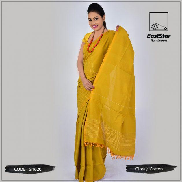 Handloom Glossy Cotton G1620