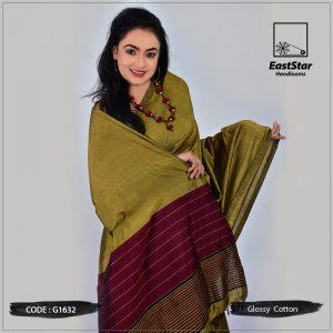 Handloom Glossy Cotton G1632
