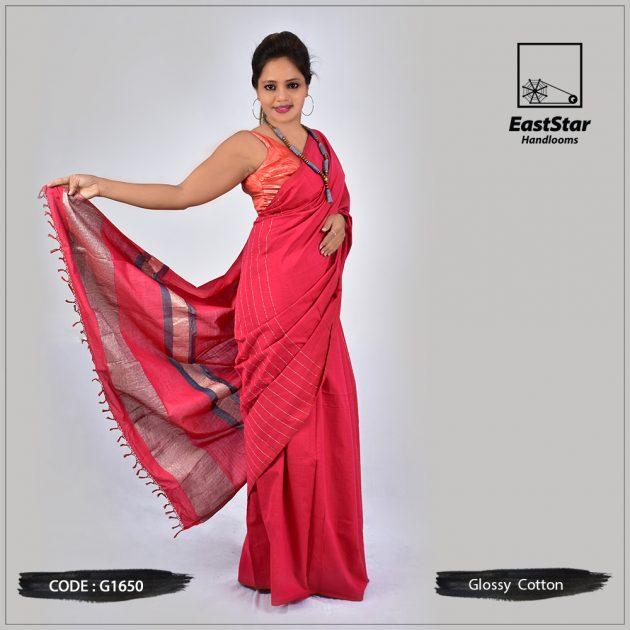 Handloom Glossy Cotton G1650