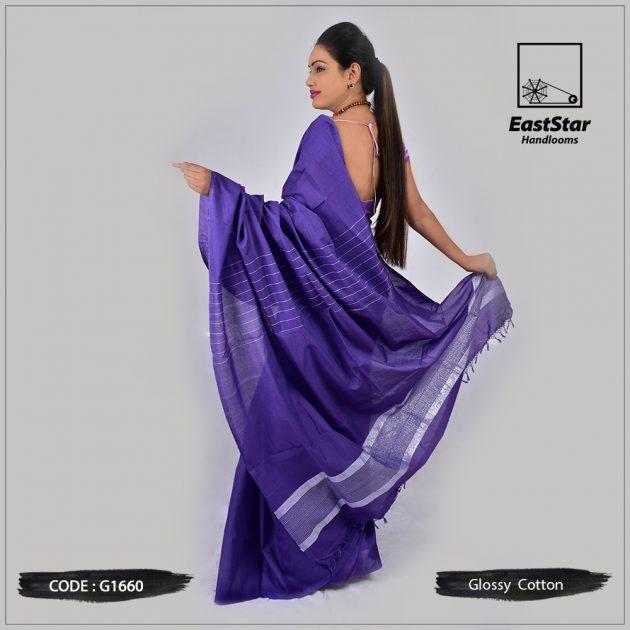 Handloom Glossy Cotton G1660