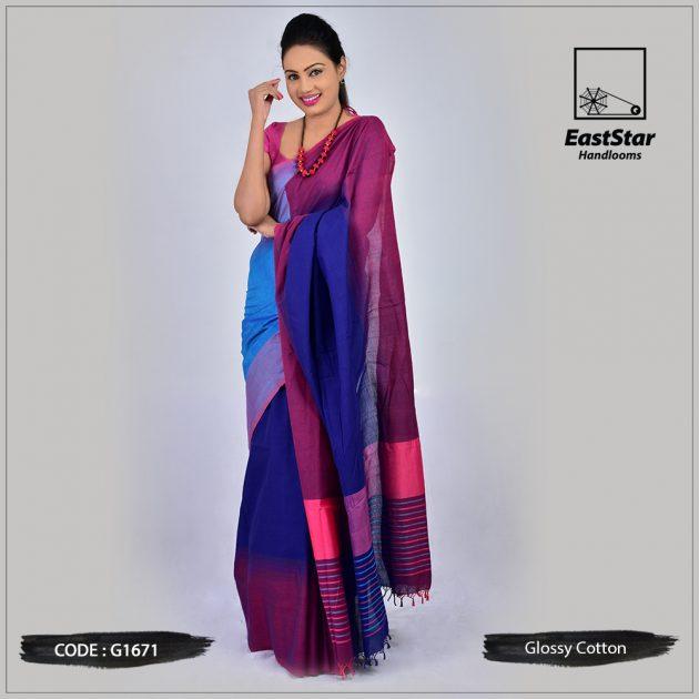Handloom Glossy Cotton G1671
