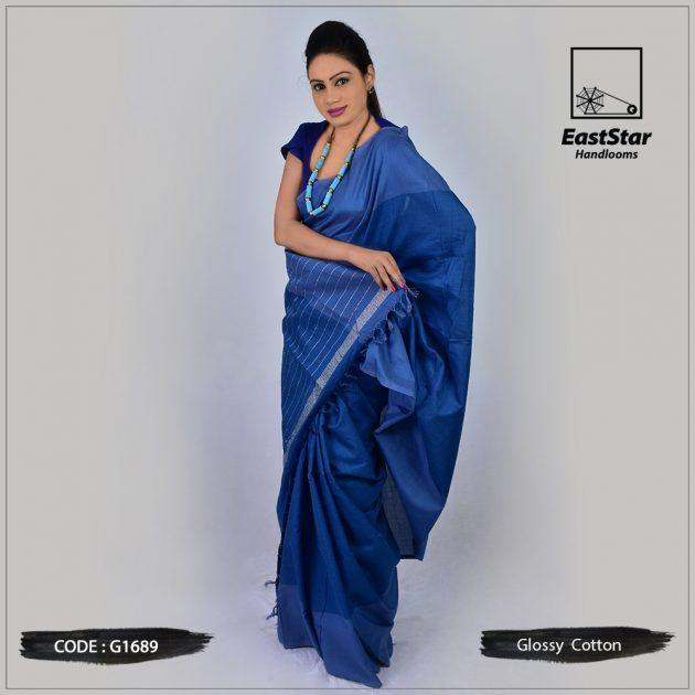Handloom Glossy Cotton G1689