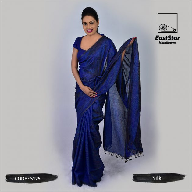 Handloom Exclusive Silk Saree S125
