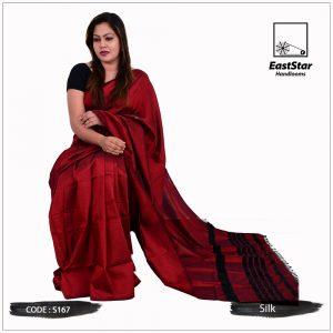 Handloom Silk Saree S167