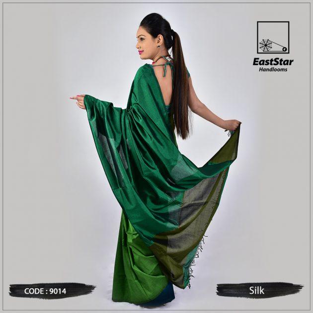 Handloom Silk Saree 9014